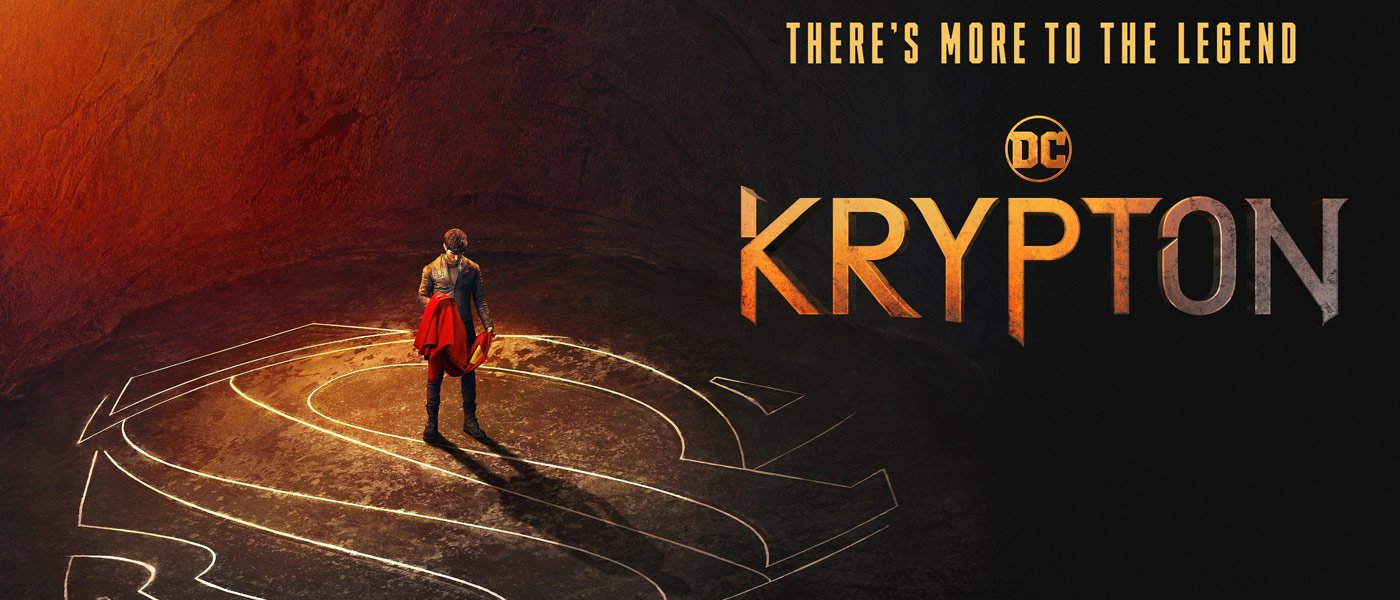 'Krypton' visits Superman's homeland while it still existed