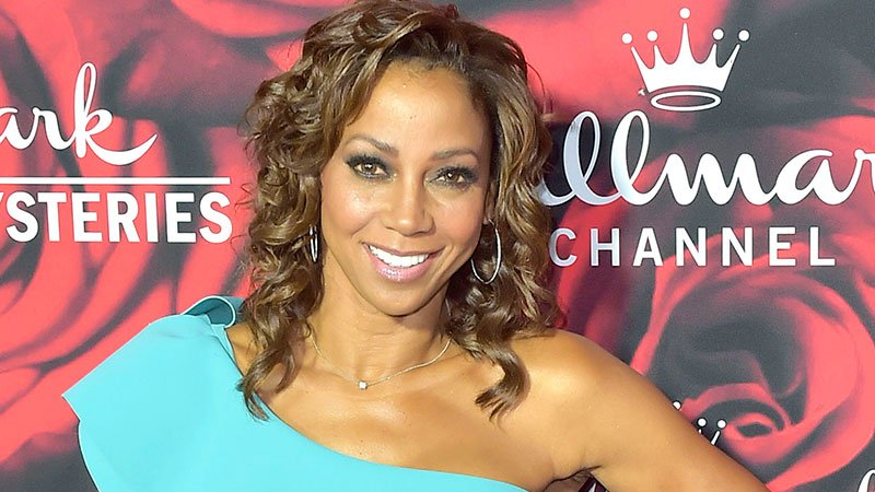 "Holly Robinson Peete of ""Meet the Peetes"" Sunday on Hallmark Channel"