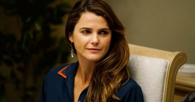 Keri Russell begins the end of 'The Americans'