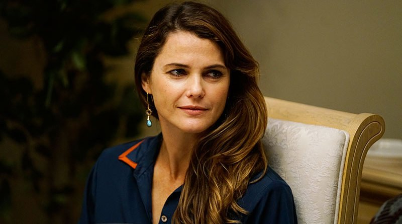 "Keri Russell of ""The Americans"" Wednesday on FX"