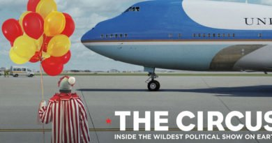 Mark McKinnon travels with Showtime's 'Circus' of politics again