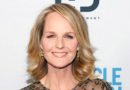 Helen Hunt is mad about the director's chair