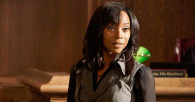 "Erica Ash of ""In Contempt,"" premiering Tuesday on BET"