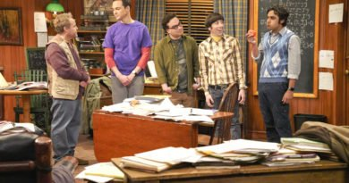 ONTVtoday: Thursday - The Big Bang Theory