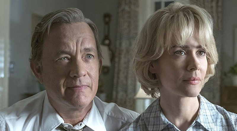 "Tom Hanks and Sarah Paulson in ""The Post"""