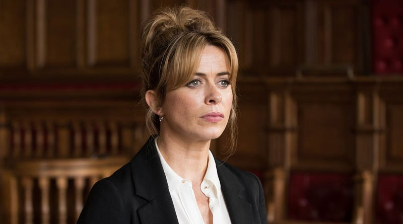 Eve Myles stars on 'Keeping the Faith' on Acorn TV