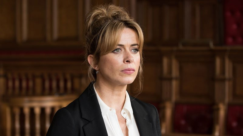 Eve Myles stars in 'Keeping the Faith' on Acorn TV