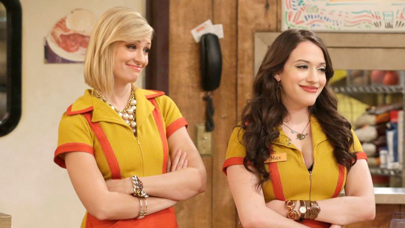 """Two Broke Girls"""