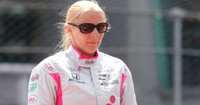 Pippa Mann ready for Indy 500
