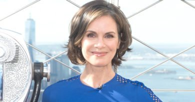 Elizabeth Vargas – Watching history from the anchor chair