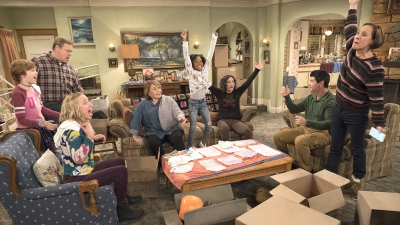 ONTVtoday: Tuesday May 22 - Roseanne