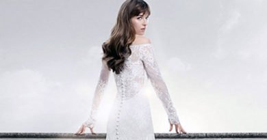 "Dakota Johnson in ""Fifty Shades Freed"""