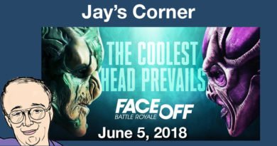 """Prepare to """"Face Off"""" one more time"""