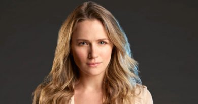 Shantel VanSanten is back as 'Shooter's' empowered wife