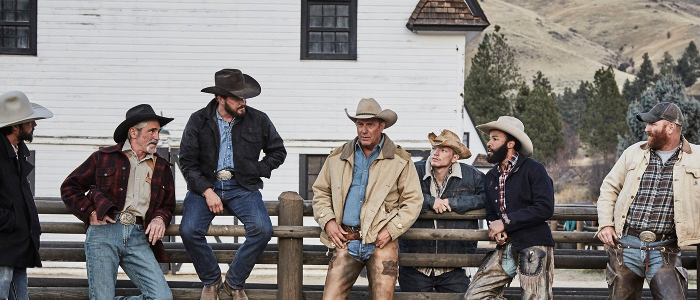 'Yellowstone' an epic tale of corruption, greed and violence in the modern-day American West