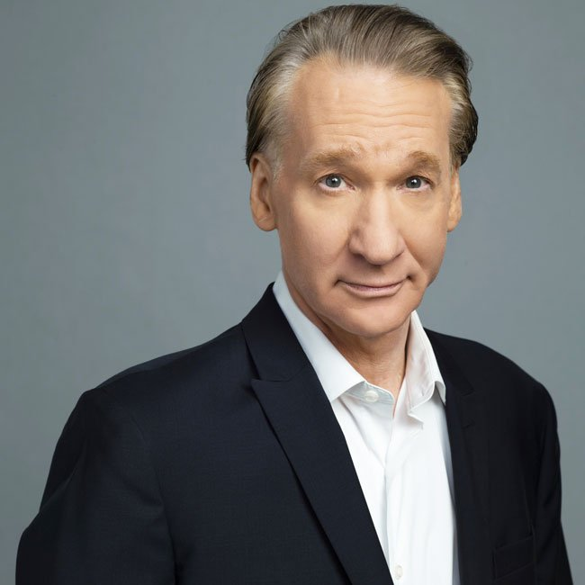 Bill Maher goes blue in the red state of Oklahoma - ONTVtoday
