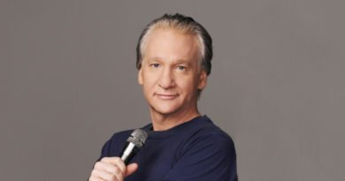 Bill Maher – George Washington's warnings coming true