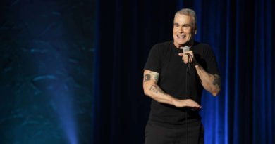 ONTVtoday: Friday August 10 - Henry Rollins: Keep Talking, Pal.