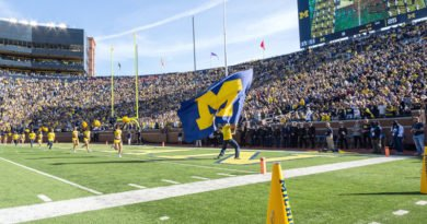 College football: the Saturday game