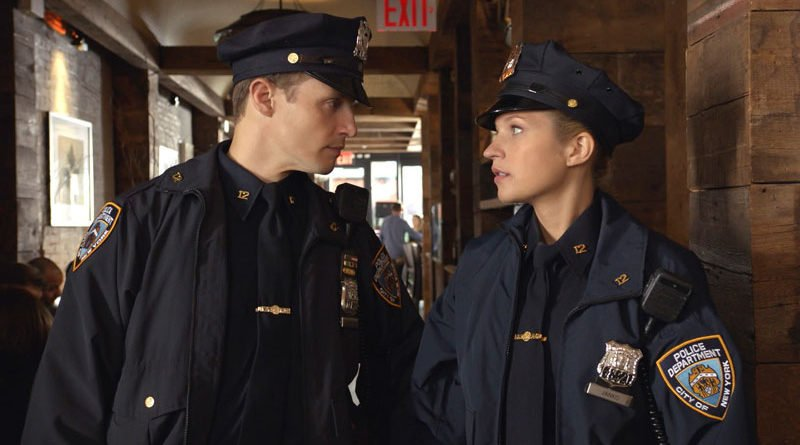 Two cops otherwise engaged: 'Blue Bloods' Season 9 premiere