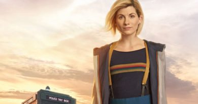 Number 13 proves lucky for new 'Doctor Who' star Jodie Whittaker