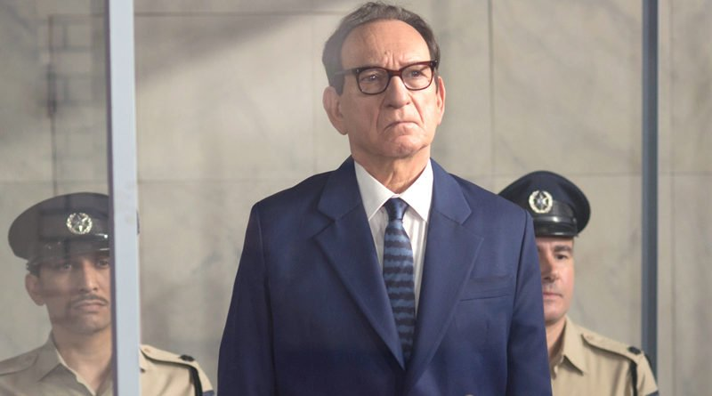 'Operation Finale' puts a coda on a war criminal