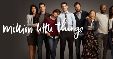Mourning friends consider 'A Million Little Things' in new ABC series