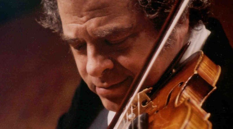 PBS' 'American Masters: Itzhak' profiles a classical music giant