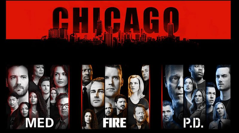"NBC's Wednesday dramas form ""One Chicago' more than ever"