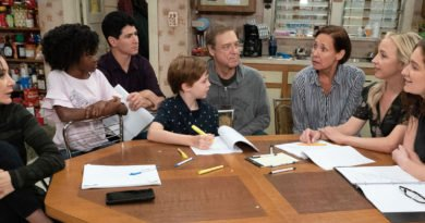 'The Conners' return to television, minus Roseanne