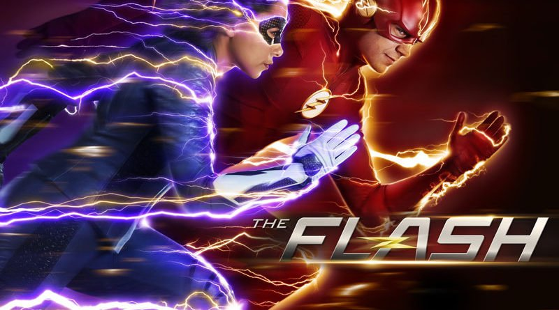 The Flash - An unexpected guest from the future