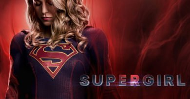 Supergirl - The fight for liberty begins