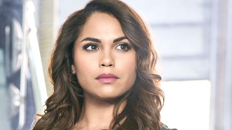 Out of the 'Fire': NBC show is in Monica Raymund's rearview mirror
