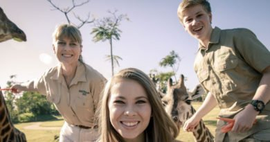 Steve Irwin's dream is alive and well on 'Crikey! It's the Irwins'