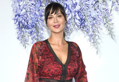 If it's Halloween season, Catherine Bell must be the 'Good Witch' again