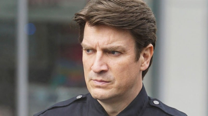 'Castle's' Nathan Fillion becomes 'The Rookie' in new ABC police drama