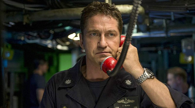 Gerard Butler captains 'Hunter Killer'