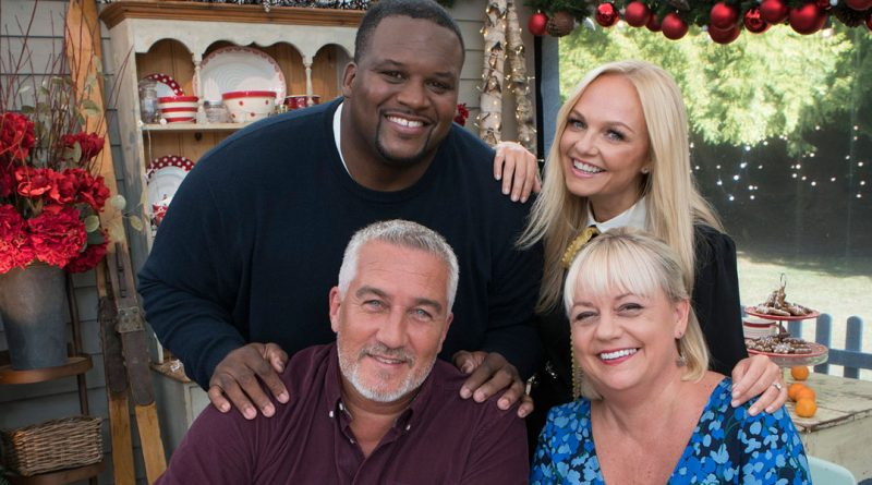 Hosts 'Spice' up ABC's 'Great American Baking Show: Holiday Edition'