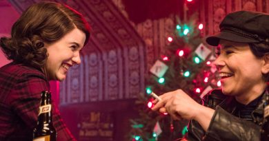 A powerful enemy looms for Midge in Season 2 of 'The Marvelous Mrs. Maisel'