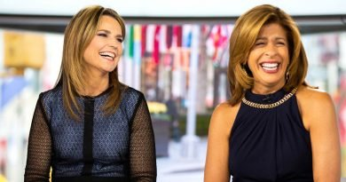 'Today's' Savannah Guthrie and Hoda Kotb go Thanksgiving Day parading