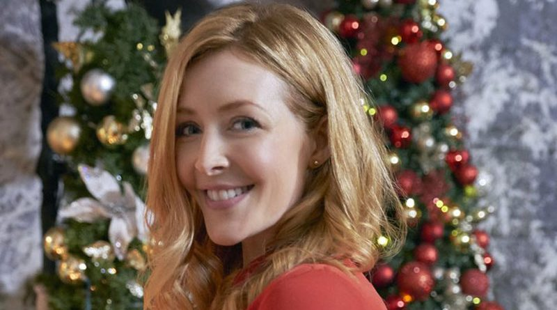 Jennifer Finnigan finds her own salvation in the holidays