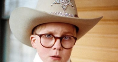 What 'A Christmas Story's' Ralphie would say now