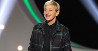 Ellen DeGeneres is about to play 'Games' again