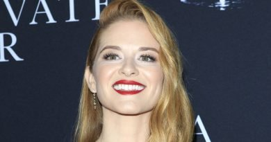 Sarah Drew is one of Lifetime's 'Christmas Pen Pals'
