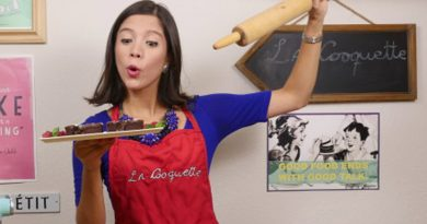 Self-taught chef Sierra exudes creativity on her YouTube channel 'La Cooquette'