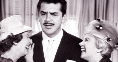 Television and movie comedian Ernie Kovacs is remembered by TCM
