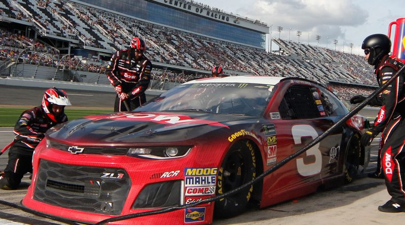 Austin Dillon looks forward to his 'chess match' at Daytona