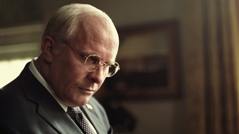 'Vice' spotlights Dick Cheney and other political power players