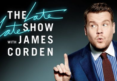 James Corden goes for a touchdown with special weekend 'Late Late Show'