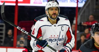 Caps' Alex Ovechkin stays hungry at 33